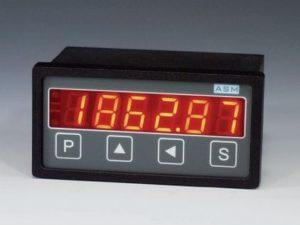 Display de processo digital para sensores incrementais