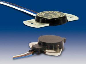 Sensor de ângulo magnético absoluto até 360 graus