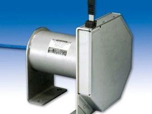 WB100M Sensor de posição de extensão de fita Sensor de posição com fita de medição Faixa de medição: até 10000 mm