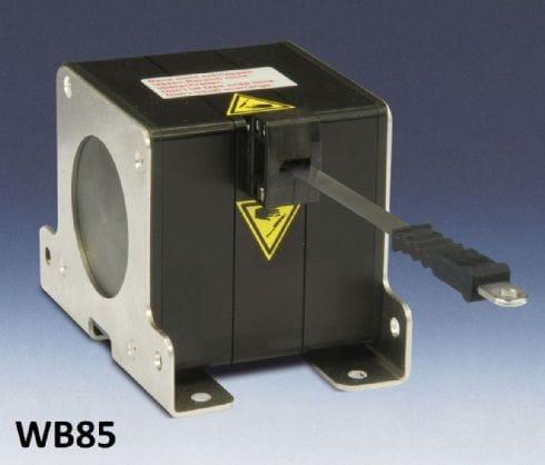 WB85 Sensor de posição de extensão de fita Sensor de posição com fita de medição Faixa de medição: até 6000 mm