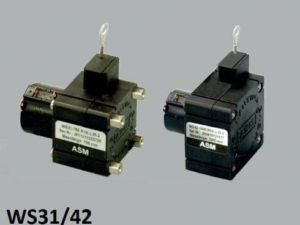 WS10 Sensor de posição de extensão de cabo Sensor de posição com cabo de medição Faixa de medição: até 1000 mm
