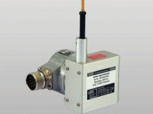 WS58C Sensor de posição de extensão de cabo Sensor de posição com cabo de medição Faixa de medição: até 2500 mm