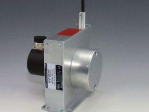 WS19KT Sensor de posição de extensão de cabo Sensor de posição com cabo de medição Faixa de medição: até 15000 mm