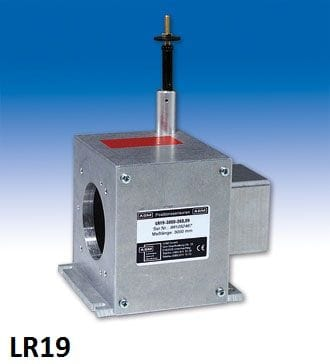 Transdutor Linear para Rotação LR19