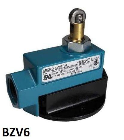 Chave Fim de Curso BZV6 Honeywell