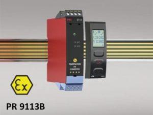 Conversor de Temperatura mA 9113BB