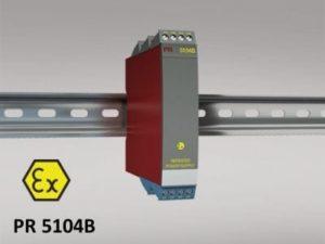Repetidor EX / Fonte de Alimentação 5104BA
