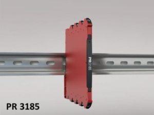 Isolador alimentado por loop de entrada de 1 ou 2 canais. Faixa funcional de sinal 1: 1 0 … 23 mA. Baixa queda de tensão de entrada e tempo de resposta rápido. Excelente precisão e alta estabilidade de carga.