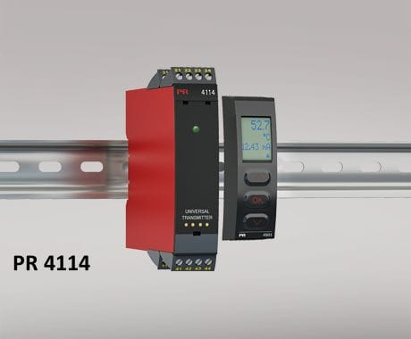 Transmissor Universal 4114 PR Electronics