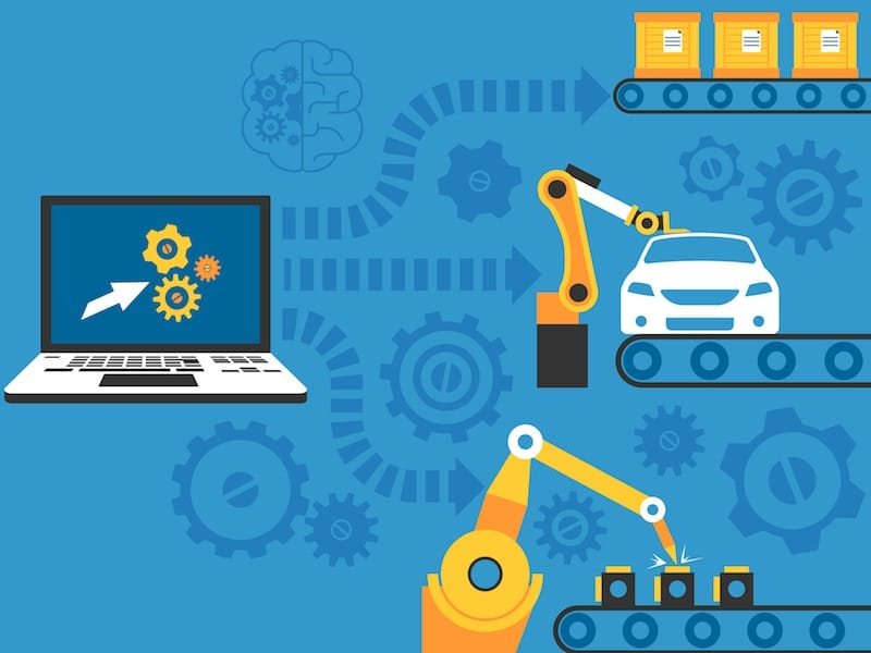 Automação Industrial: Produtividade e Competitividade
