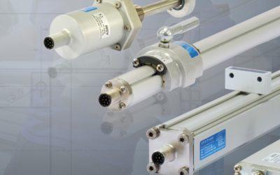 Sensor de Posição ASM: Série posichron®