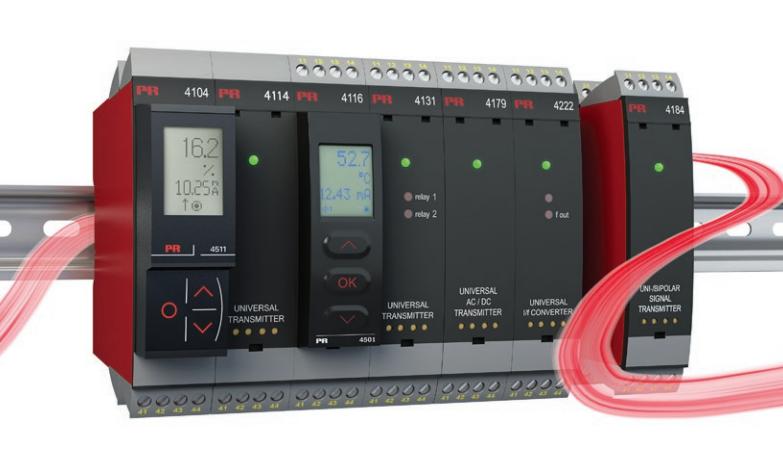 Novo Transmissor Universal AC / DC 4179