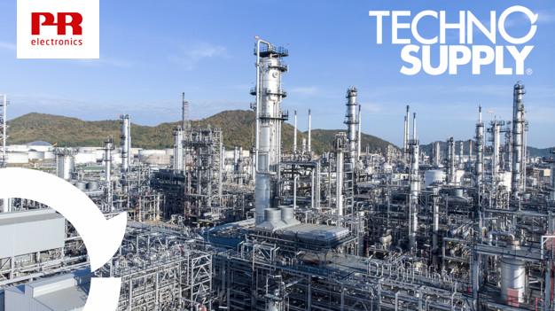 PR Eletronics atuação na Indústria Química e Petroquímica