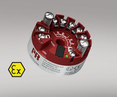 Transmissor de Temperatura PR 5437 D