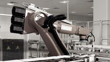 Automação de Fábrica