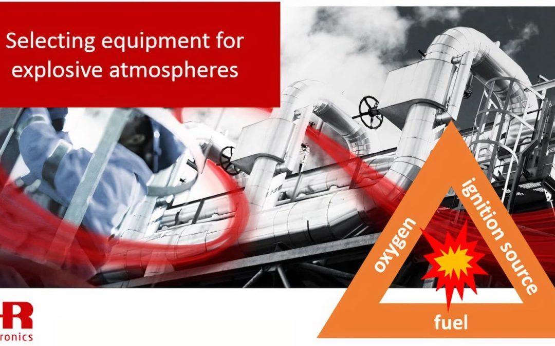 Equipamentos Para Áreas Classificadas. Equipamentos Intrinsecamente Seguro. Em Muitos Processos Industriais a Possibilidade de Explosão Está no Ar.